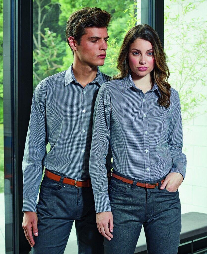 Hemden/ Blusen bedrucken im Flexdruck